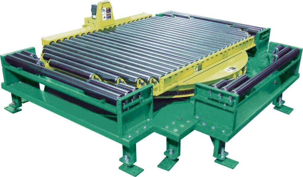 "MODEL ""251CRR-Powered Turntable"" 